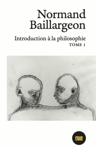 Introduction à la philosophie t. 01
